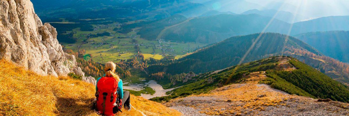 Innovative Auszeitseminare in den Bergen<br>Für Führungskräfte und Unternehmer